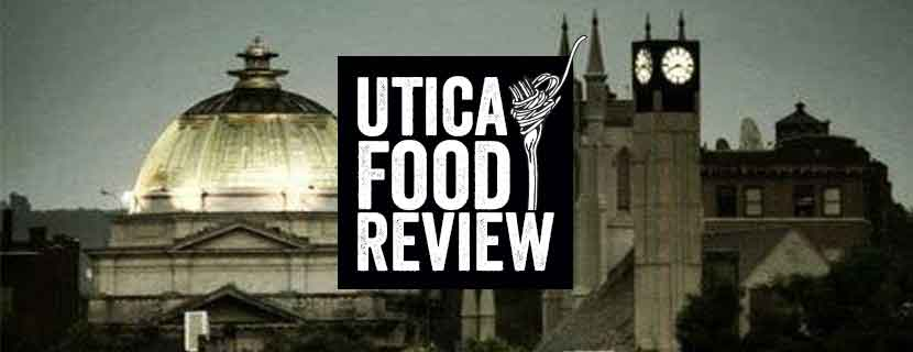 utica ny food review